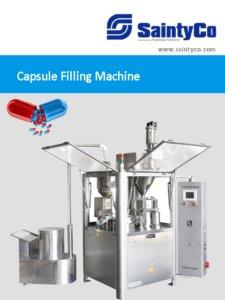 NJP 3500 automatic Capsule Filling Machine PDF File