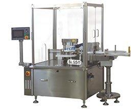 BLS-50 Plunger Rods & Labeling Machine for Syringes