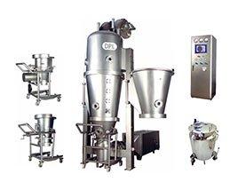 DPL Multi Function Fluid-Bed Granulator and Coater