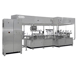 DSG-120 Automatic Production Line for Aseptic Eye Drops