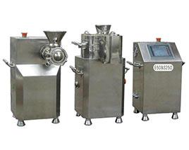 E50/S250 Pellets Extruder and Spheronizer