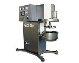 SMG-T 5-1200 High Shear Mixer Granulator