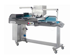 TI-500 Tablet Inspecting & Rejecting Machine