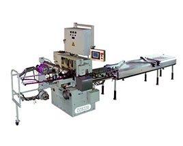 DZB220 Chocolate Fold Wrapping Machine
