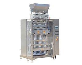 MLP-LX750K(Y) Multi-Lane Stick Packing Machine