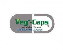 Veg+-Caps Vegetable Capsule Acid Resistant Capsules