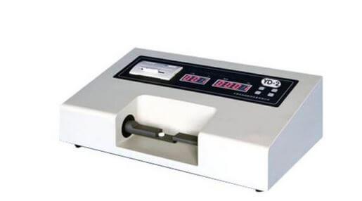 Digital tablet hardness tester machine